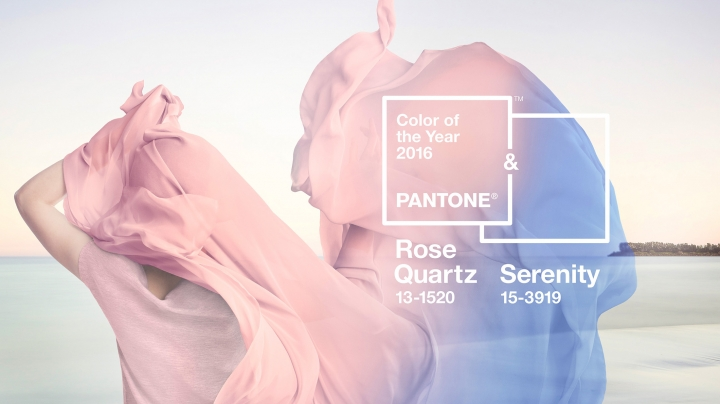 PANTONE® color of the year 2016